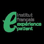 Logo de l'institut français de l'expérience patient