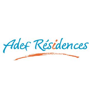 Logo des résidences Adef