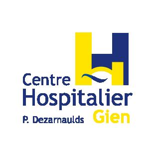 Logo du Centre Hospitalier de Gien