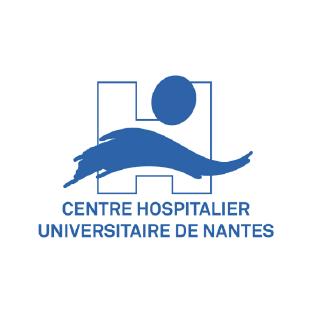 Logo du centre hospitalier universitaire de nantes