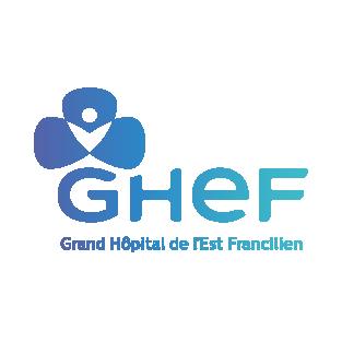 Logo du Grand Hôpital de l'Est Francilien