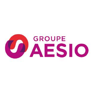 Logo du groupe AESIO