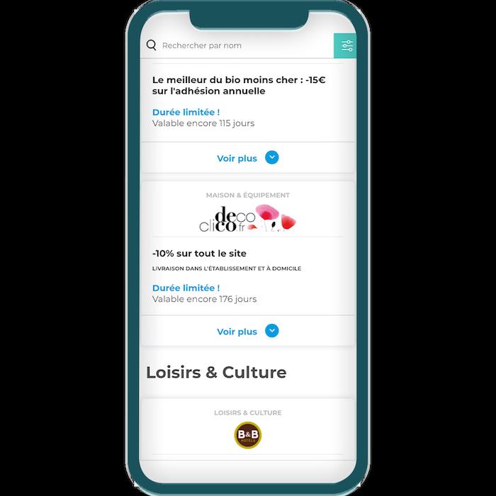 Plateforme de services et conciergerie en ligne pour le personnel de soin