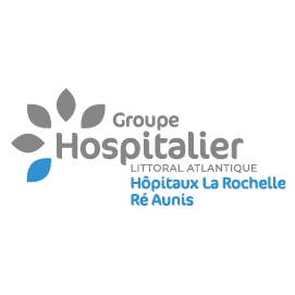 Logo du groupe Hospitalier de la rochelle